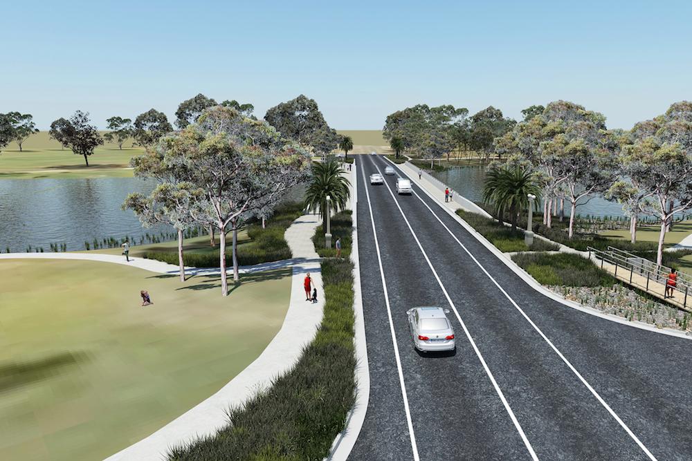 Camp St Bridge Forbes Bridge Design Green Infrastructure by KI Studio